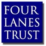 Four Lanes Trust logo